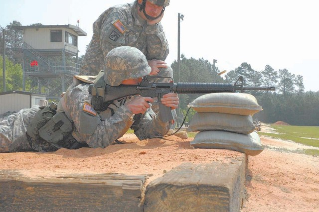 Fort Jackson Soldier Takes USAAC Title