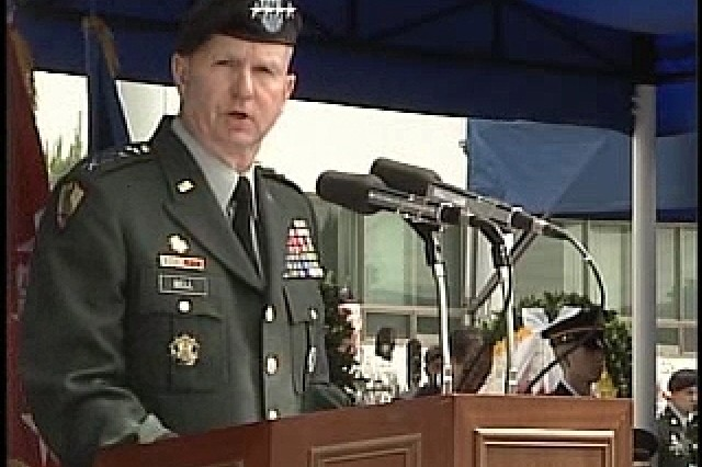 USFK Commander Gen. B.B. Bell.