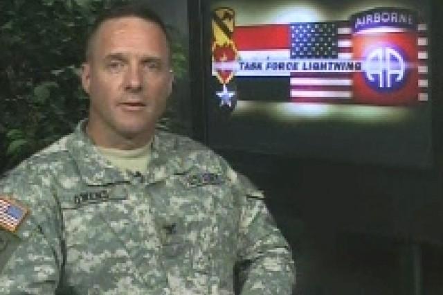 Col. Bryan Owens