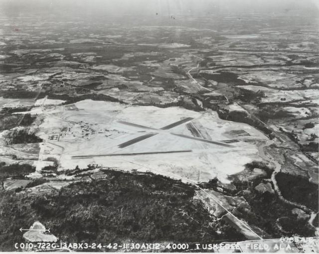 Tuskegee Air Field, Alabama