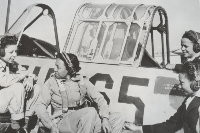 Tuskegee Air Women'