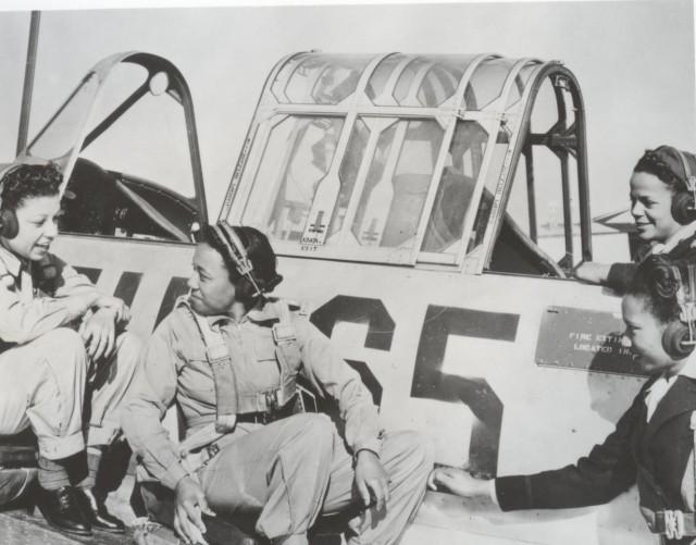 Tuskegee Air Women'