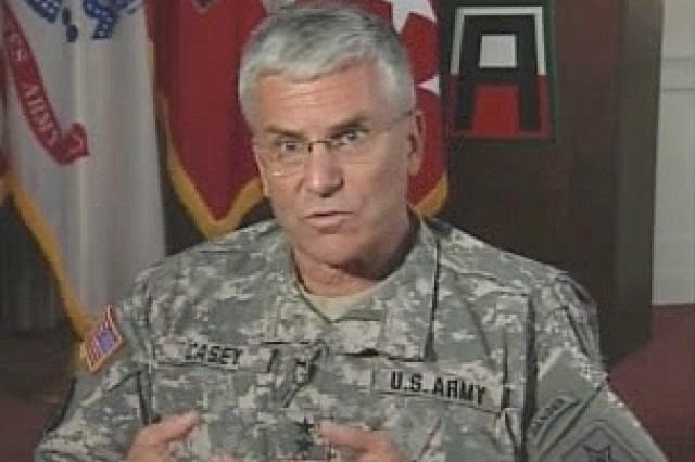 General George W. Casey Jr.