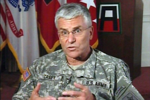 General George Casey