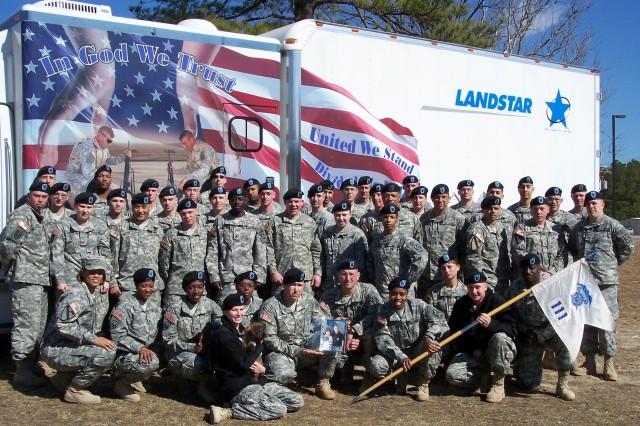 'Moving Tribute' Honors Military Members