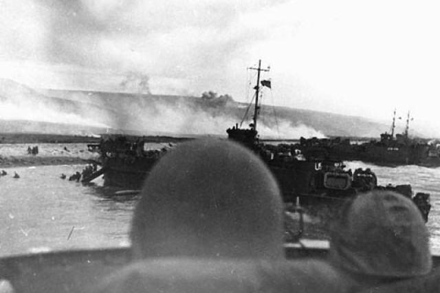 D-Day: Approach