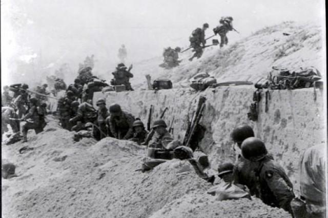 D-Day: Seawall