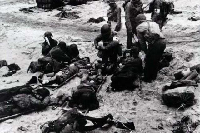 D-Day: Medics