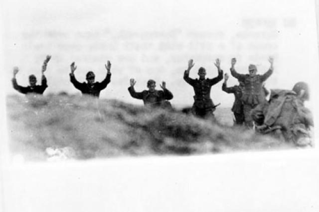 D-Day: German Troops Surrender