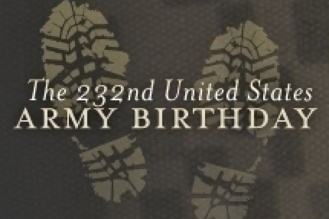 232nd Army Birthday
