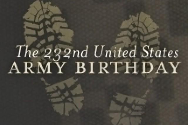 232nd Army Birthday