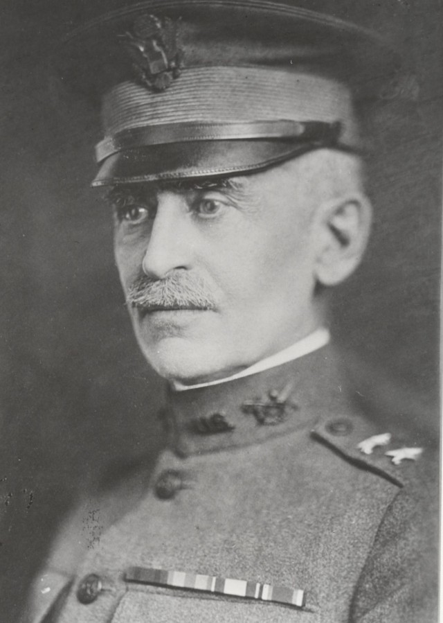 Major General Enoch Herbert Crowder