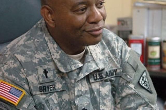 Lt. Col. Irvine Bryer quote