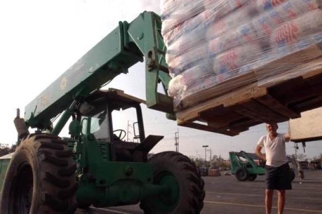 Army Helps Prepare Hurricane States for Heavy Season