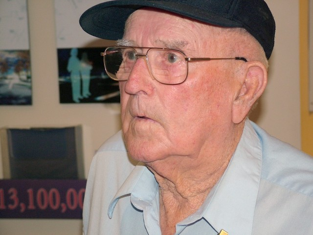 WWII Vet Remembers Service