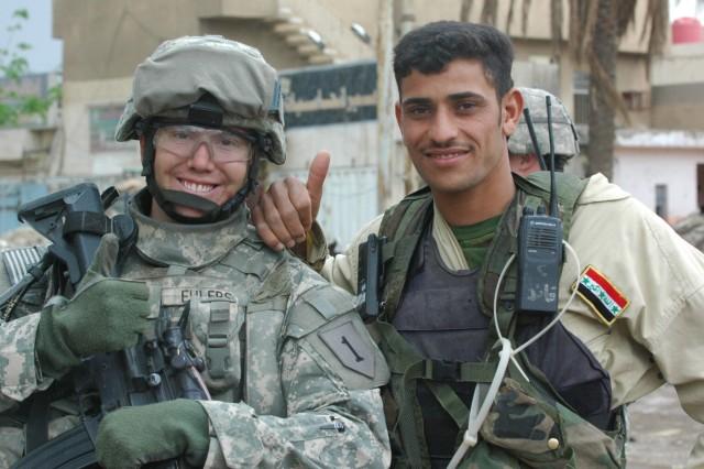 Lt. Gen. Dempsey: Problems, Solutions Mark Iraq Training Landscape