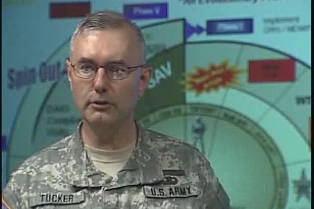 Brig. Gen. Tucker