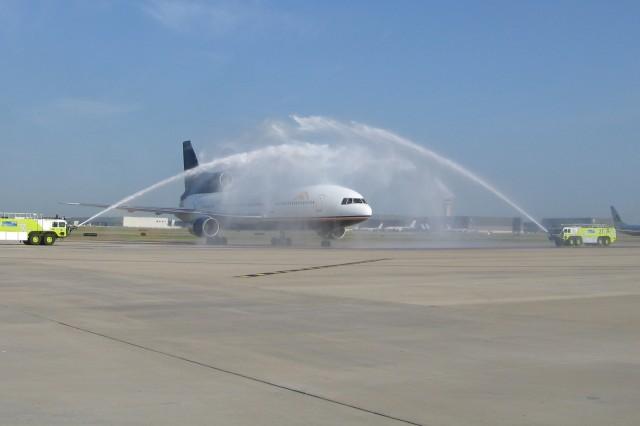 Dallas/Fort Worth Airport Celebrates 500,000th R&R Traveler