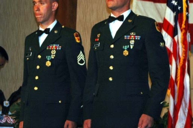 USARPAC Army Ball - Batten and Yoder 2