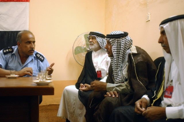 Local Security Engagements Squeezing Insurgents, General Says