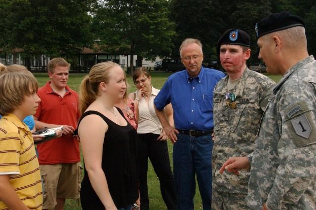 Fort Riley Medic Earns Silver Star