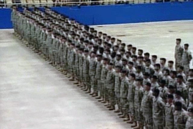 Nearly 200 members of the Texas National Guard will soon be headed for Iraq.