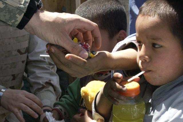 Children of the War Zone