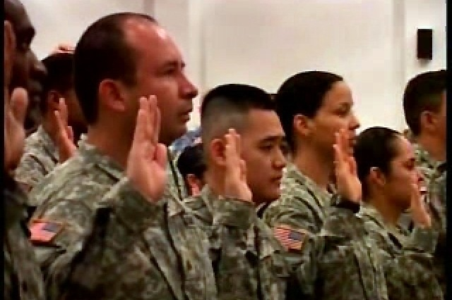 Citizenship for Servicemembers