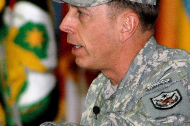 Gen. David Petraeus quote