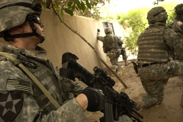 Operation Phantom Thunder Proceeds in Iraq; Afghan Progress Continues