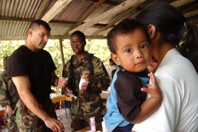 Medical Element Aids Honduran Village