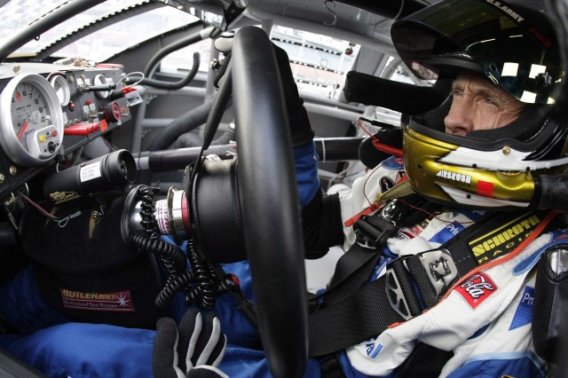 Mark Martin battled back to finish 17th after picking up 13 positions in the closing laps of Saturday night's Pepsi 400 at Daytona International Speedway.