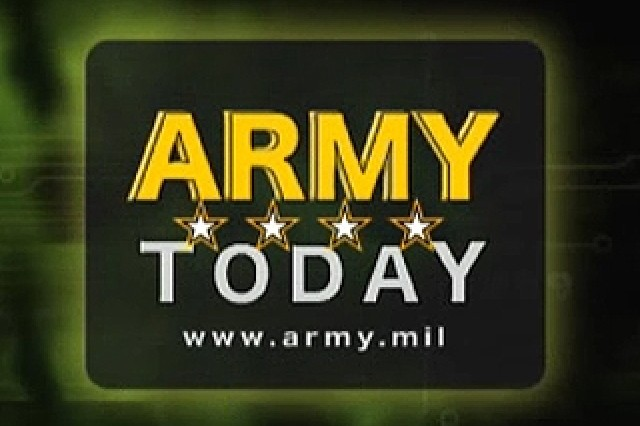 The Army Today logo.