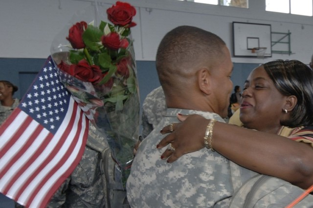 By taking care of family matters before a deployment, the return home for Soldiers can be even smoother.