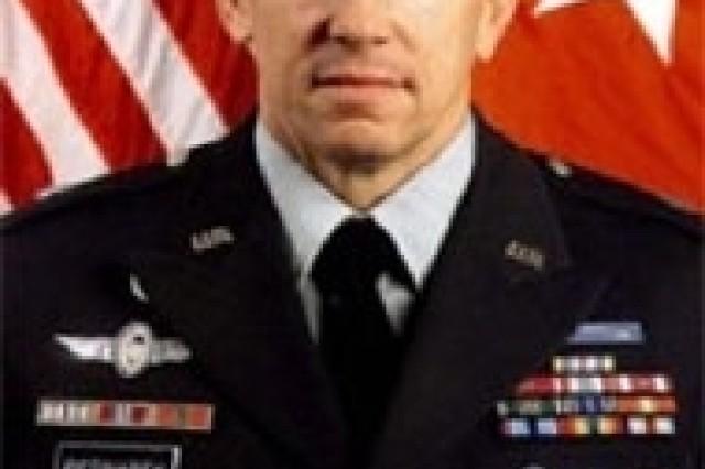 Brig. Gen. Mick Bednarek, deputy commander of operations for Task Force Lightning and Multinational Division North, July 9.