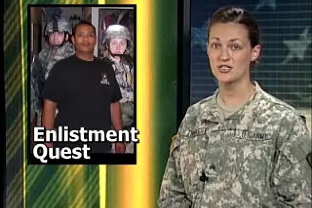 Enlistment Quest