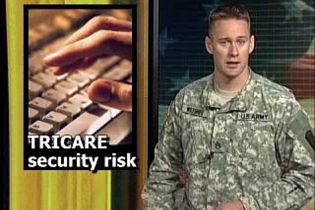 TRICARE information at risk.