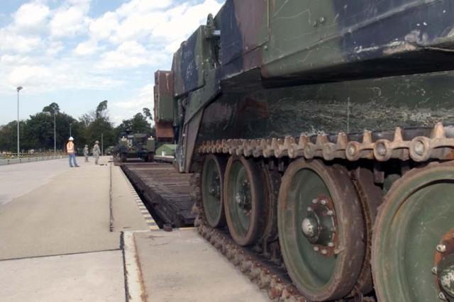 Railhead mission marks Kaiserslautern's largest this yea