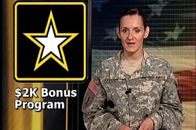 Referring civilians leads to a hefty bonus.