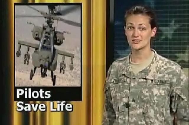 Pilots Save Life
