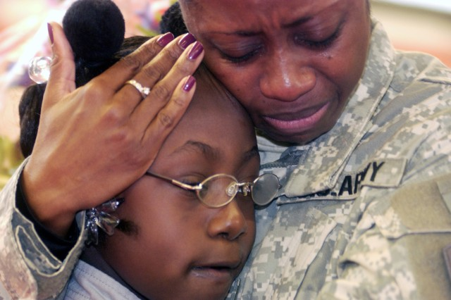 Family concerns are part of deployment preparation