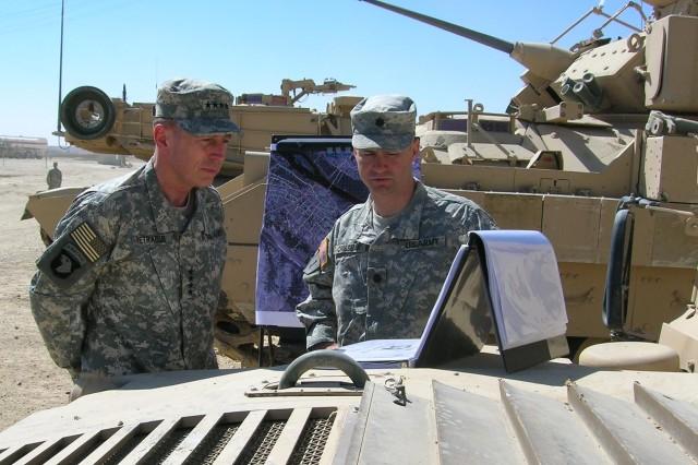 Gen. Petraeus Working to Keep Iraq Assessment Apolitical