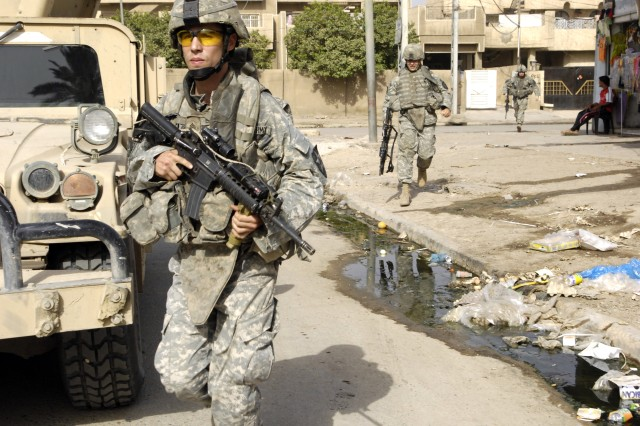 Gen. Petraeus Says U.S. Will Retain Presence in Iraq for Foreseeable Future