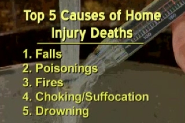 Top 5 Causes of Home Injury Deaths