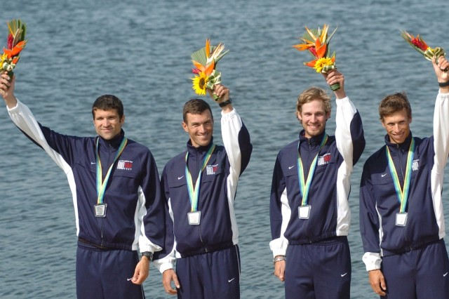 Soldier Earns Berth in World Rowing Championships