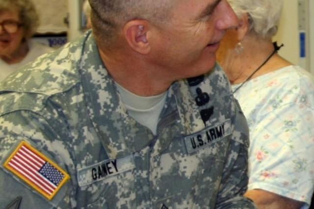 Sgt. Maj. William J. Gainey