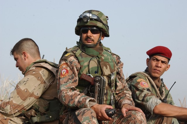 General Assesses Quality of Iraqi Army, Police