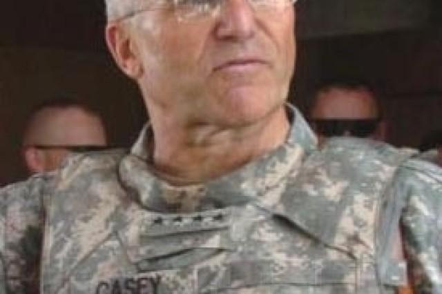 Gen. George W. Casey quote