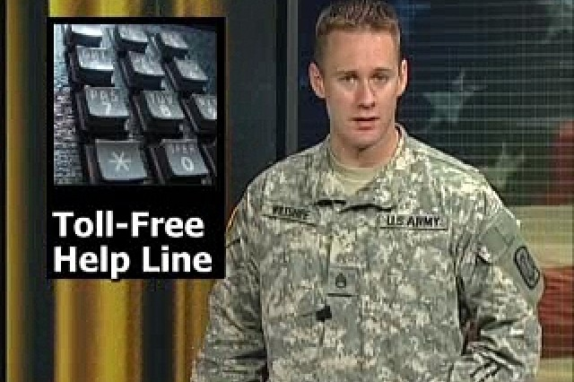 Toll-Free Help Line
