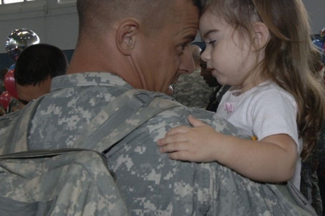 Communication is Key When Children Face Parent's Deployment